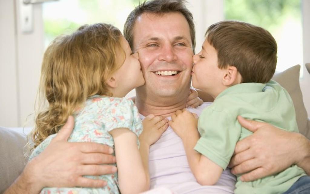 A importância de ser carinhoso com seus filhos!