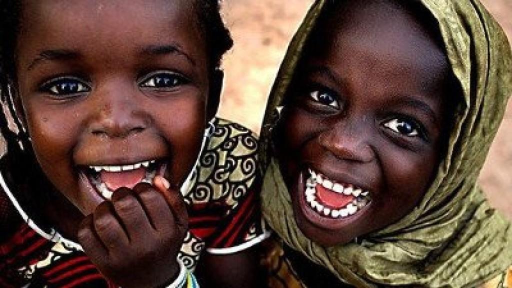 Sorrir para as pessoas é importante?