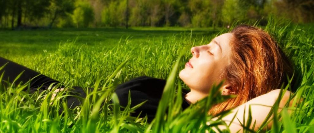 Durante o relaxamento mental o paciente consegue resolver seus problemas?