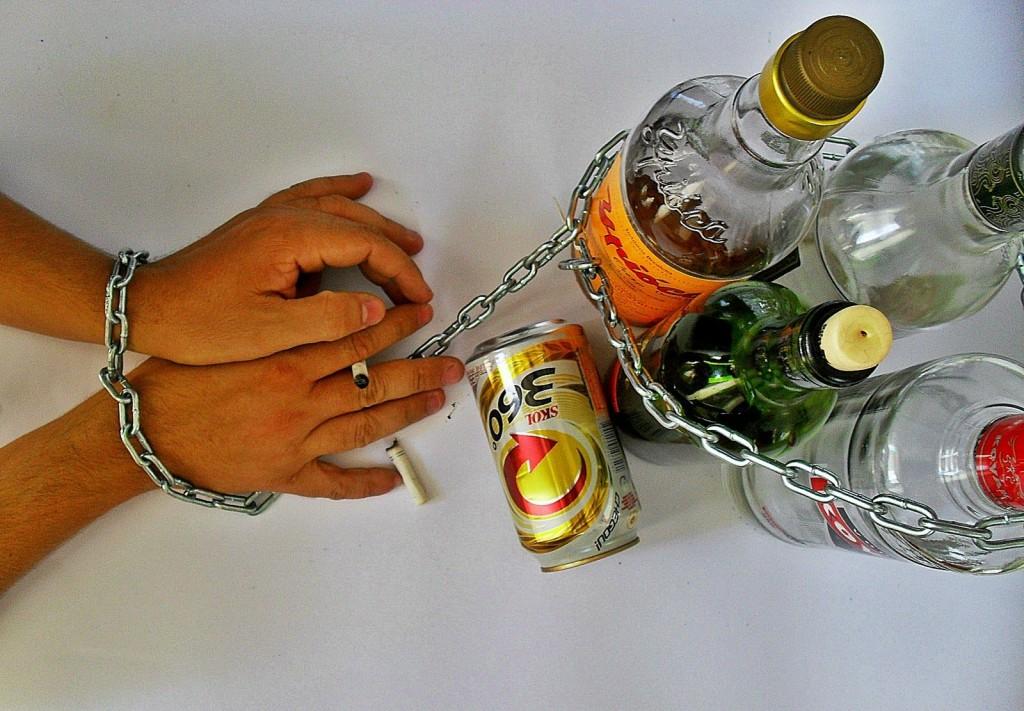 Alcoolizar-se é necessário? És livre ou conduzido a ser prisioneiro?