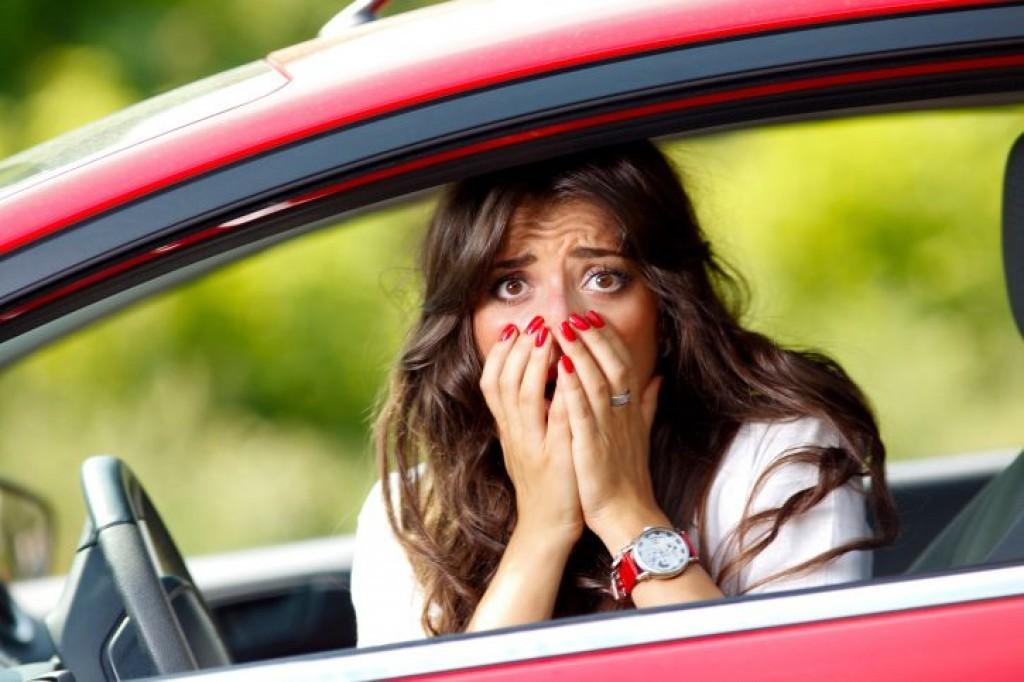 Elimine seu medo de dirigir